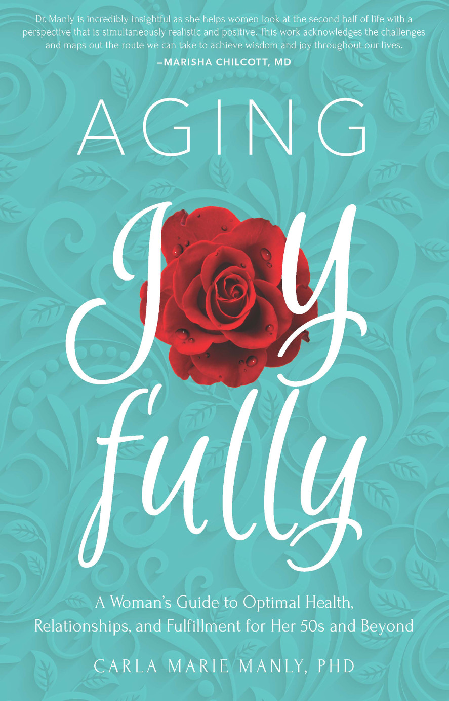 Front Cover of Aging Joyfully book