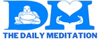 The Daily Meditation Logo Used on Media Page to link to articles featuring Dr Carla Manly like https://www.thedailymeditation.com/yoga-and-mental-health-expert-advice-you-need-to-know